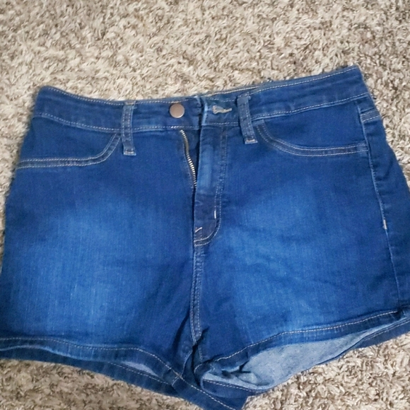 Wild Fable High-rise Jean Shorts